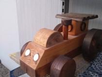 Masinute din lemn