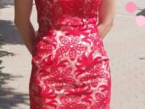 Rochie culoare rosu