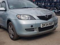 Dezmembrez Mazda 2 din 2004, motor 1.4 benzina, tip FXJA