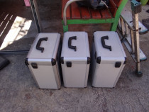 Geanta aluminiu transport echipament antishock cu cheie