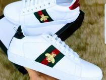 Adidasi/sneakersi unisex Gucci,mărimi 36-45,saculet inclus