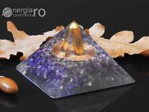 Piramidă Orgon Energetică Magnetică - cod ORG059