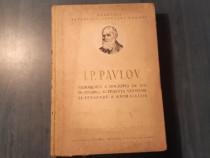 I. P. Pavlov experienta a 20 de ani in studiu activitatii