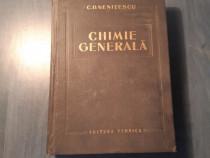 Chimie generala C. D. Nenitescu 1963
