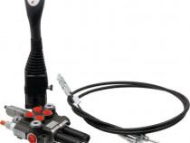 Distribuitor incarcator cu joystick 80 l/min