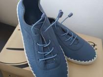 Pantofi sport piele naturala