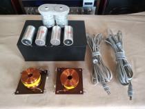Pachet condensatori,cablu cu mufa Din, Filtre.