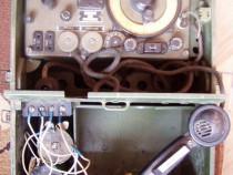 A-7-B FM-Transceiver Military USSR statie de colectie