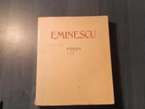 Eminescu Poezii 1995 editie omagiala municipiului Bucuresti