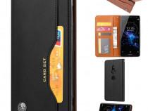 Husa premium Folie ecran Sony Xperia XZ3 modele diverse