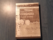 Chisinau file de istorie de Andrei Esanu