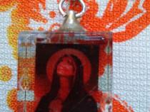 Breloc cu Sf. fecioara maria