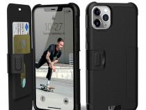 Husa flip carte antisoc APPLE iPhone 11 Pro Max XS XR 7 8 6