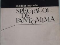 Modest morariu poezii carte cu autograf