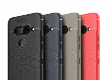 Husa Folie ecran LG V30 V40 ThinQ modele diferite