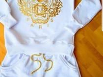 Treninguri firmă new model logo auriu (L si XL)