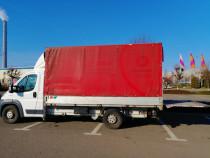 Mutari si relocari, inchiriere camion cu lift si in weekend