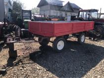 Remorca agricola pentru tractor de 45 cp