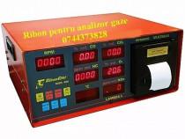 Livram Benzi cu tus si role hartie ptr. analizoare gaze .