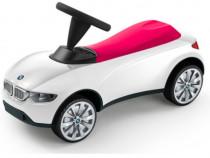 Masinuta alba copii BMW Baby Racer III