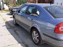 Skoda octavia 2, gri sati an 2008 diesel unic proprietar