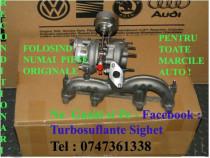 Reparati turbo,turbine,turbosuflante Audi 1.9 tdi,2.0,vw,Bmw