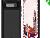 Carcasa husa baterie Galaxy Note 8 5500mAh USB C protectie