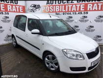 Skoda Roomster 2009-Benzina 1.4-Posibilitate RATE-