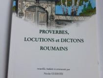Carte pentru copii proverbe romanesti