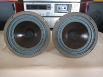 Set difuzoare Bass Trio Kenwood. 16 cm,20 watts,4 ohms.