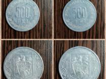 Moneda 500 lei 1999 / 2000.