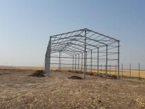 Structura hala metalică 8x15x4