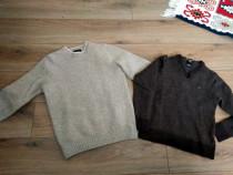 Bluza lana si casmir Massimo Dutti, Pedro del Hierro - XS-S