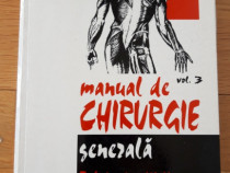 Medicina manual de chirurgie generala vol 3 serban palade