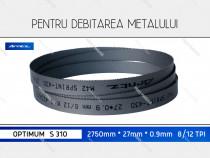 Panza 2750x27x8/12 fierastrau metal OPTIMUM S 310 banzic