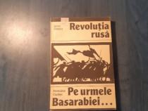 Revolutia rusa L Donici si Pe urmele Basarabiei R. Cioflec