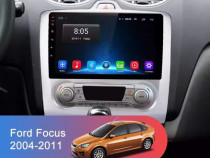 Navigatie Ford Focus Mk2 cu Android 9.0