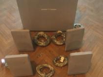 Sistem audio Philips 5.1 (5 sateliți + subwoofer)