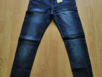 Pantaloni Blugi / Jeans Skinny fit, Efect de prespalat NOU