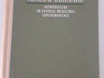 Claude bernard introducere in studiul medicinii experimental