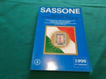Sassone * catalog timbre italia/vol. 2/1998