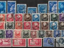 Set de timbre Republica Populara Romana.