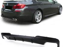 Difuzor dublu Performance look BMW F10 F11 cu M Paket