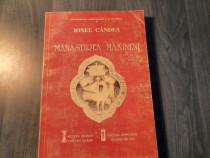 Manastirea Maxineni de Ionel Candea monografie