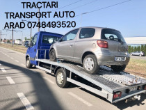 TRACTARI TRANSPORT PLATFORMA ARAD