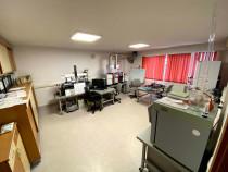 Laborator de toxicologie spatiu comercial + aparatura de lab