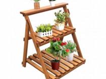 Etajeră flori din lemn Bolton, Transport în toată țara