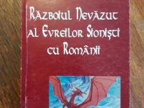 Razboiul nevazut al evreilor sionisti cu romanii -Cornel Dan