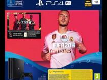 PlayStation 4 Pro 1TB + Fifa20 + The Crew + Far Cry 5