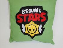 Perna Brawl Stars/ Jucarie copii/ Brawl Stars/ Decoratiuni